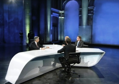 "TV Studio ""ATV Meine Wahl 2013"""