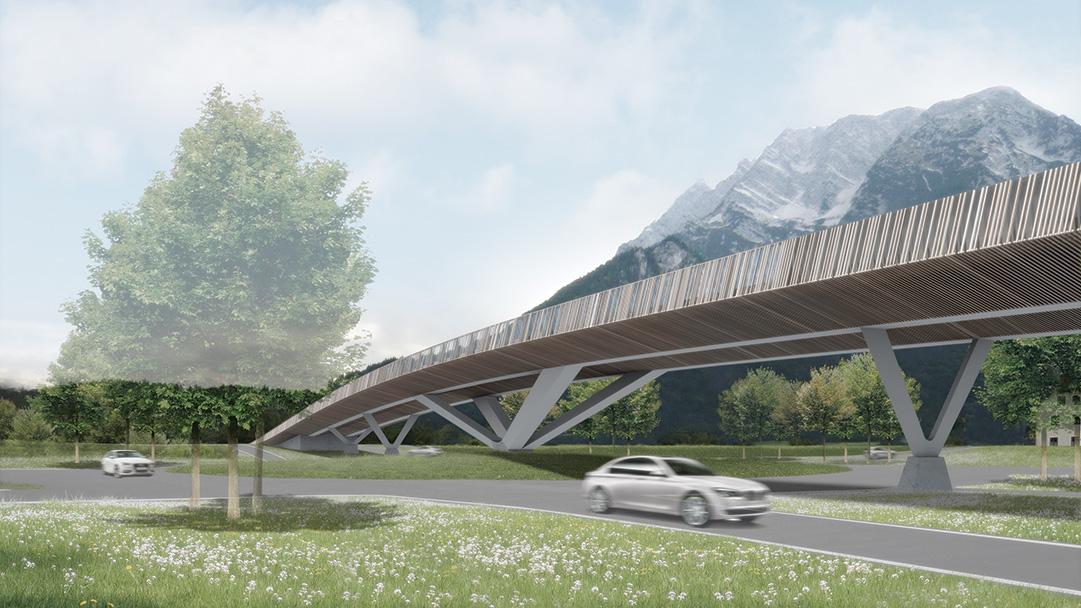DFA/PMA Brücke Trautenfels