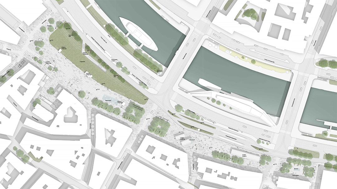PMA Schwedenplatz Lageplan