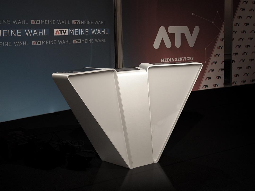 PMA TV Tisch Bundespräsidentenwahl 2016 ATV